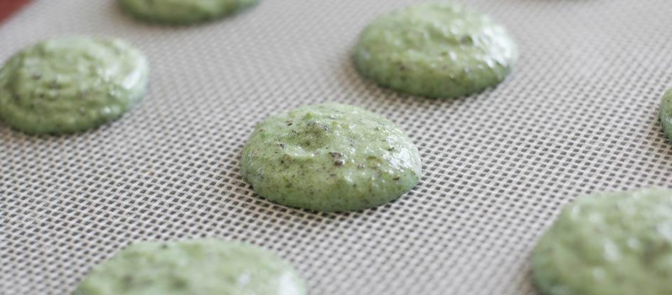 macarons pistacchio 4